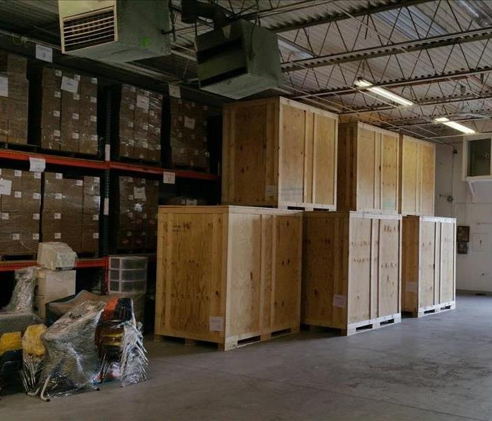 SERVPRO of Mount Clemens/ New Baltimore - Storage & Cleaning Facility