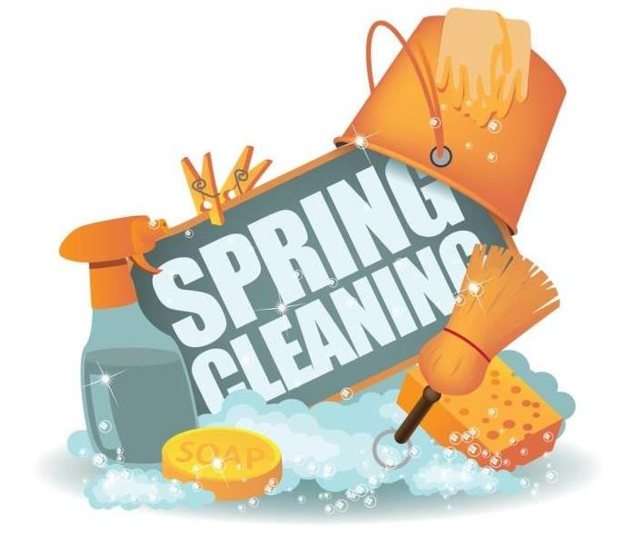 Cleaning Spring Cleaning Checklist Part 1